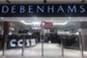 Could Debenhams at Intu Derby be part of firm's store closure...