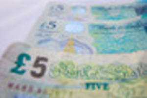 paper £5 notes will become void in just two weeks' time -...