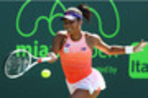 nottingham 'extra special', says heather watson as she signs up...
