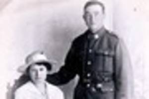 ww1: the fenton butcher's son with the canadians at vimy ridge