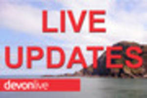 Live Devon weather, traffic and news updates for Friday April 21...