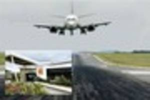 newquay is the fastest growing airport in uk but why are the...
