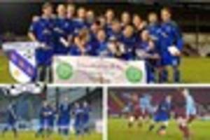 cleethorpes town edging closer to incredible treble after county...