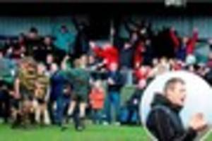 Scunthorpe RUFC coach Tim Robinson: Game against Luctonians is...
