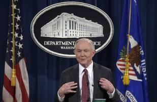 AG Jeff Sessions Dismisses Hawaii Shutting Down Travel Ban As An Island In The Pacific