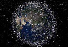 space debris must be removed from orbit says esa