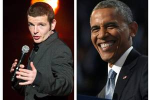 Barack Obama to sample Scottish humour when Kevin Bridges performs for him in Edinburgh