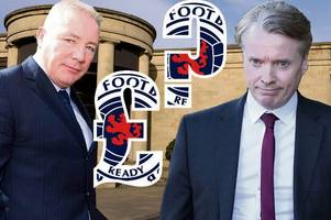 former rangers boss ally mccoist tells craig whyte trial transfer offers new owner made for players were not realistic