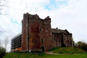 historic landmark featured in tv hit series outlander undergoing a makeover