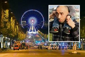 paris gunman was freed to kill as french officials reveal he was arrested for threatening police in february