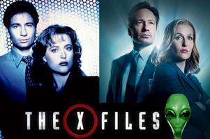 the x-files is back with mulder and scully ready to expose the truth about aliens in new series