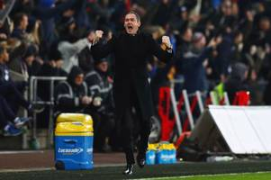 paul clement insists we can still do this as swansea city kick-off run of what he hopes will be five world cup finals against stoke
