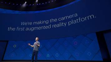 Facebook: VR's future is bright but 'full AR' is the holy grail