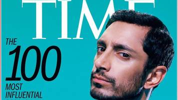 riz ahmed cover star for time magazine's 100 most influential