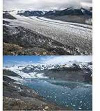 In new paper, scientists explain climate change using before and after photographic evidence