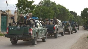 Afghanistan: Troops killed in Balkh army base attack