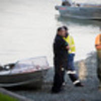 Water-based search suspended for man missing in Manukau Harbour, air search continues