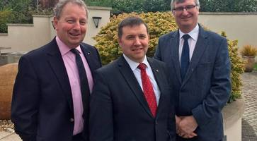 general election: ulster unionists not standing candidates in north belfast, west belfast or foyle