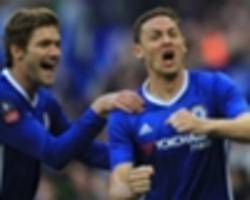 Twitter explodes as Matic scores absolute screamer in FA Cup semi-final