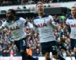 spurs star eriksen is europe's assist king