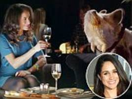 tv viewers shocked by meghan markle lookalike