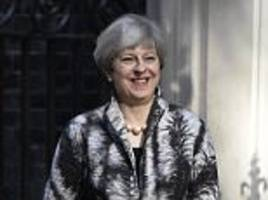 Theresa May's chance to exorcise sleaze left by Cameron