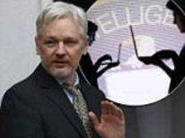 wikileaks cia documents as us prepares to charge assange