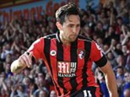 bournemouth 4-0 middlesbrough: match report