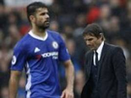 Diego Costa's form has dipped since China offer