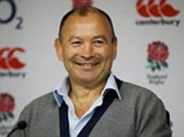 eddie jones be interested in coaching lions