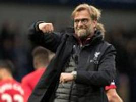 liverpool played adult football at west brom, says klopp