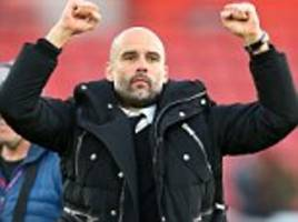 Pep Guardiola reveals personal connection to Wembley