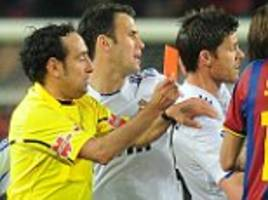 real madrid v barcelona referee conspiracy theories