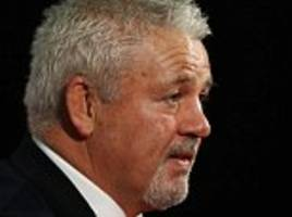 Warren Gatland will trust Lions to drink but avoid trouble