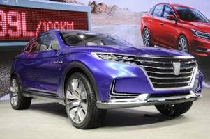 40 amazing cars that dominated the 2017 shanghai auto show