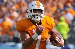 Former Tennessee RB Jalen Hurd announces he's heading to Baylor
