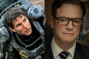 universal and fox play chess with 'american made,' 'kingsman' sequel release dates