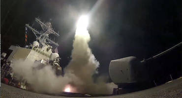 Did Russia Shoot Down US Missiles In Syria