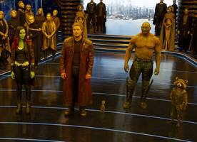 'Guardians of the Galaxy Vol. 2' Team Line-Up Will Evolve