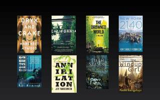 14 sci-fi books about climate change's worst case scenarios