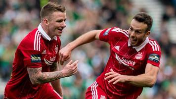 highlights: hibernian 2-3 aberdeen, scottish cup semi-final