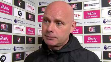 bournemouth 4-0 middlesbrough: we have to regroup - steve agnew
