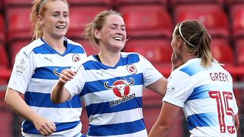 reading beat vixens in wsl 1 spring series opener