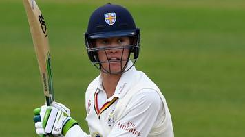 gloucestershire v durham: keaton jennings hits fluent 87 as visitors take command