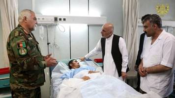 Taliban Takes Credit For Killing At Least 140 At Afghan Military Base