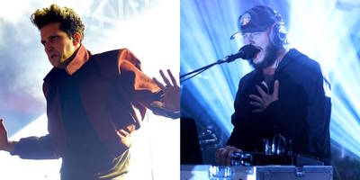 coachella 2017: watch bon iver's justin vernon join francis and the lights