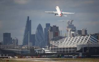 london city airport boss to spread his wings after five years in the job