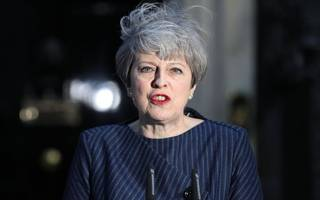may says tories are the party of lower taxes but refuses to rule out rises