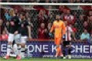 derby county keeper fears brentford repeat - if rams are not up...