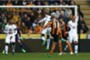 The 30-second verdict as 10-men Hull City beat Watford 2-0 at the...